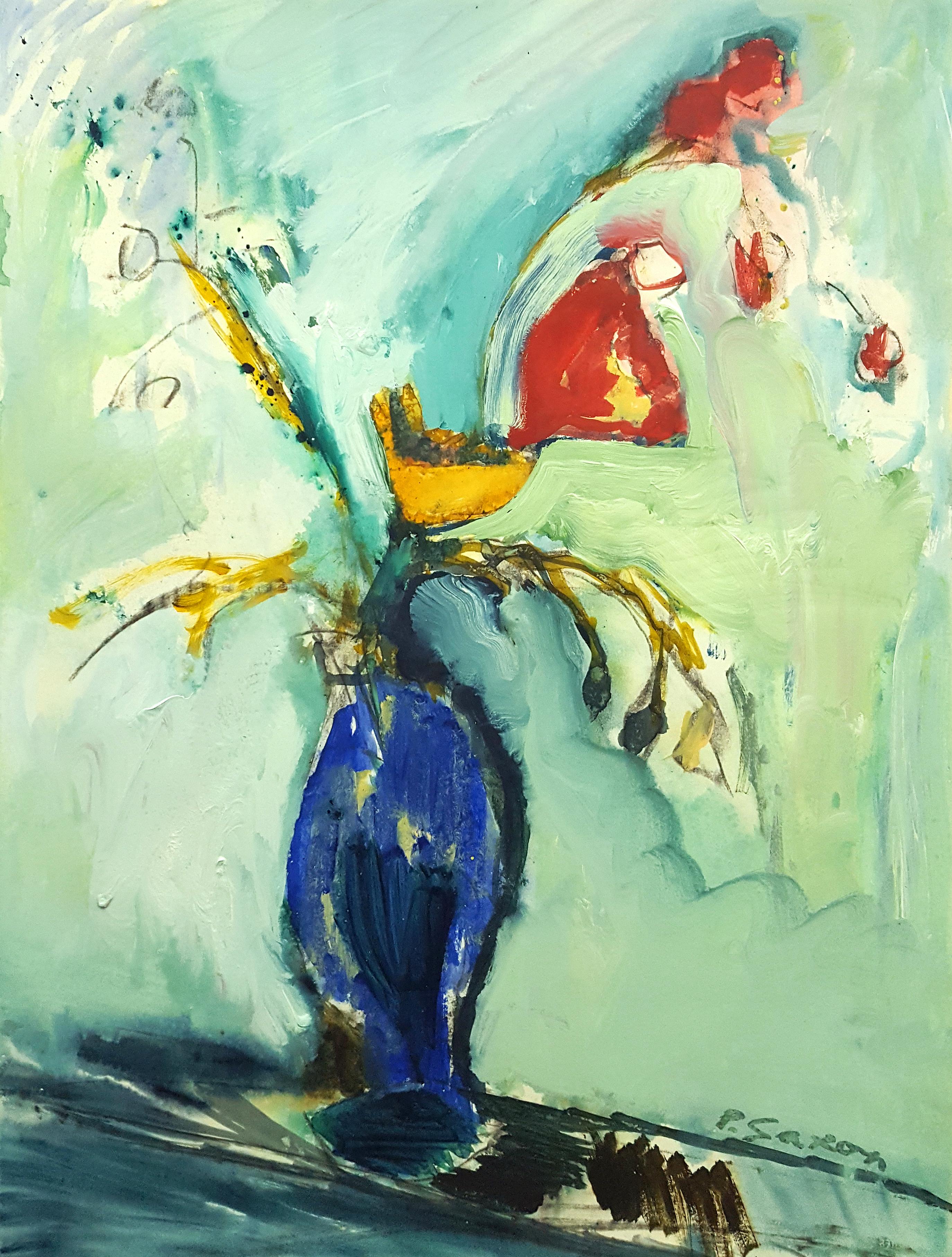 cezanne's flowers